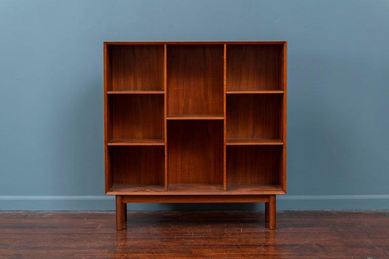 Danish Peter Hvidt & Orla Molgaard Nielsen Bookcase For Sale