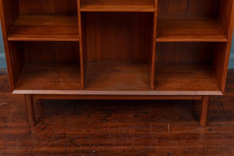 Peter Hvidt & Orla Molgaard Nielsen Bookcase In Good Condition For Sale In San Francisco, CA