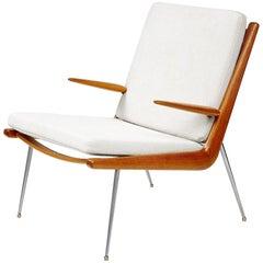 Peter Hvidt & Orla Molgaard-Nielsen FD-135 Boomerang Chair, circa 1959
