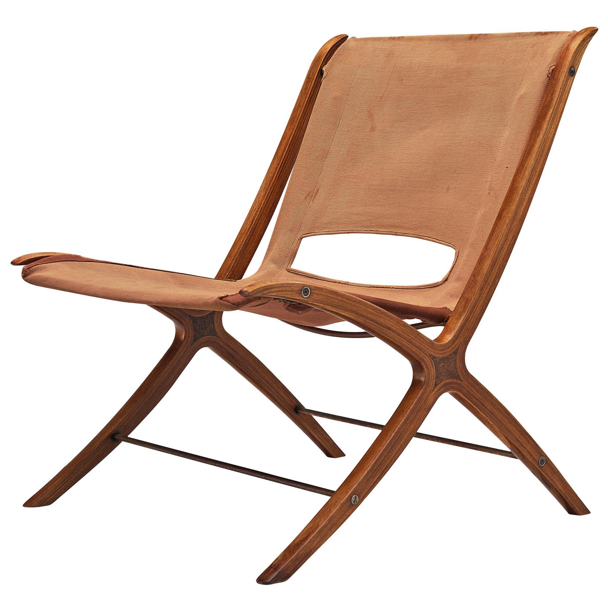Peter Hvidt & Orla Molgaard Nielsen 'X' Chair