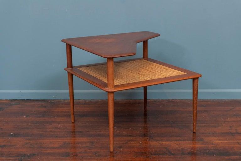 Mid-20th Century Peter Hvidt & Orla Moregaard Corner Table for France & Son