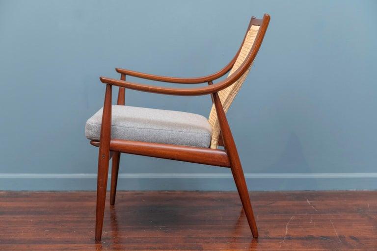 Danish Peter Hvidt & Orla Morgaard Nielsen Armchair For Sale