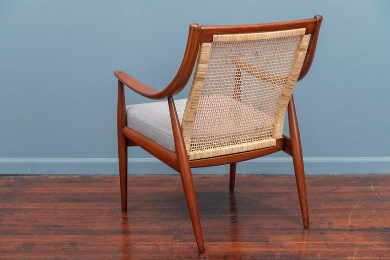 Peter Hvidt & Orla Morgaard Nielsen Armchair In Good Condition For Sale In San Francisco, CA