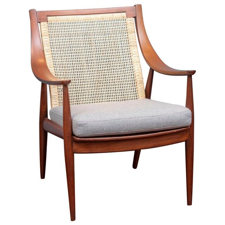 Peter Hvidt & Orla Morgaard Nielsen Armchair For Sale