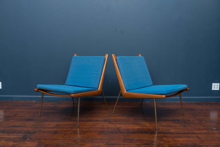 Pair of Peter Hvidt & Orla Morgaard Nielsen design