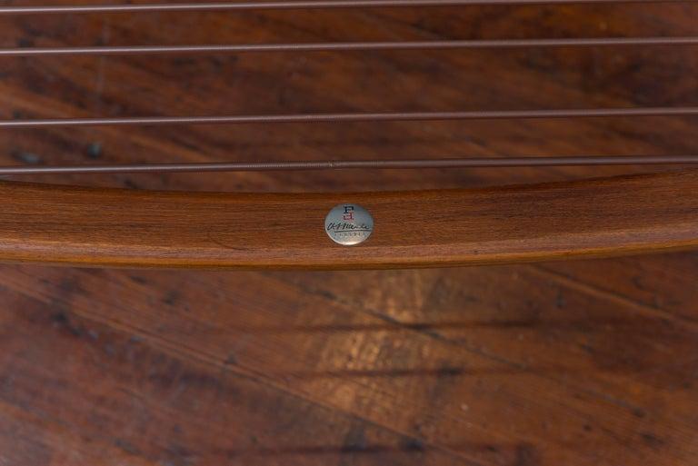 Peter Hvidt & Orla Morgaard Nielsen Bommerang Lounge Chairs For Sale 1