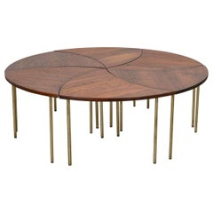 "Peter Hvidt ""Pinwheel"" Tables"