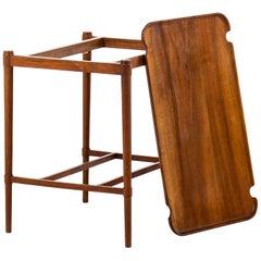 Peter Hvidt Side / Tray Table Model No 1775 by Fritz Hansen in Denmark