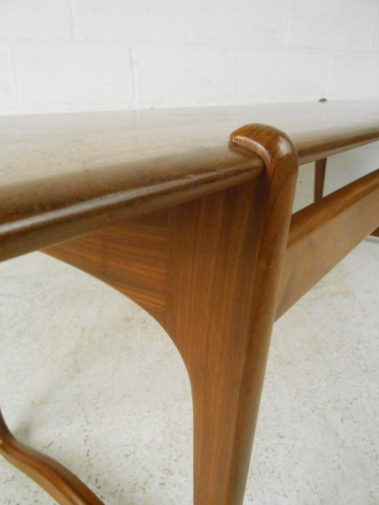 Peter Hvidt Teak Coffee Table For Sale 2
