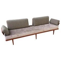 Peter Hvidt Teak Sofa