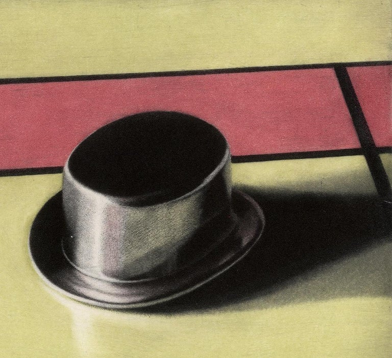 Monopoly Set II (Was the Top Hat your favorite piece?) - Print by Peter Jogo