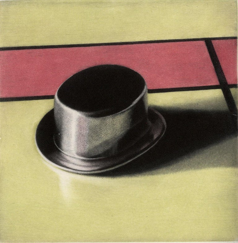 Peter Jogo Still-Life Print - Monopoly Set II (Was the Top Hat your favorite piece?)
