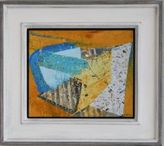 Summer Dune Pool abstract landscape painting
