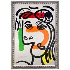 Peter Keil, Portrait of a Woman