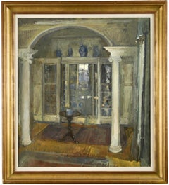 Fenton House, The Blue Room - Interior