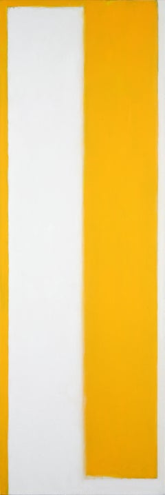 Yin & Yang (White over Yellow)
