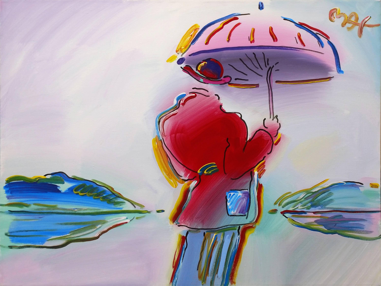 ARTIST SERIES 1992: UMBRELLA MAN VER. III #2