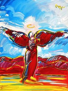 ASCENDING ANGEL II VER. II # 1