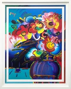 VASE OF FLOWERS SERIES 17 VER. IV #1