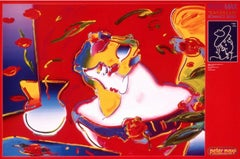 Day Dream: Romance Series, 2000 Offset Lithograph - SIGNED