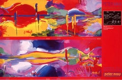Four Seasons Series, 2000 Offset Lithograph - SIGNED