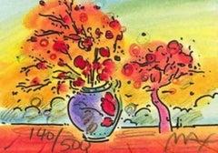Vase with Tree