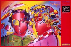 Zero In Love, 2000 Offset Lithograph - SIGNED