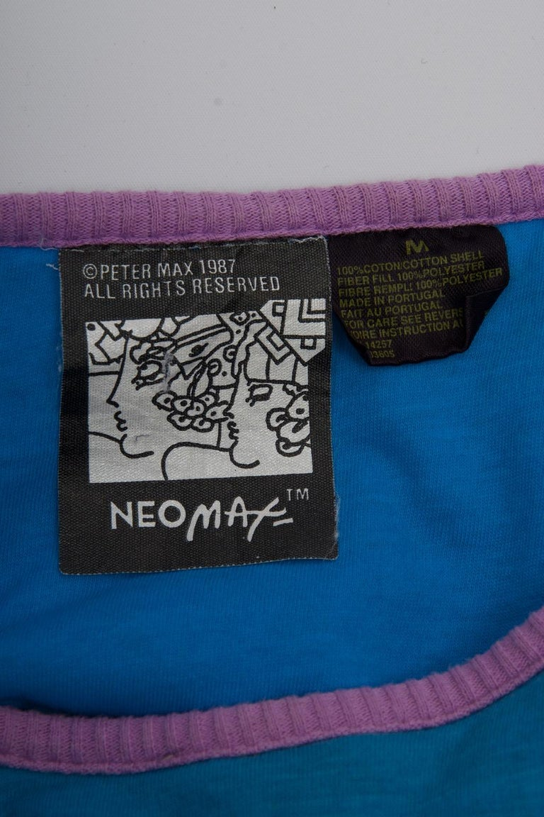 Peter Max Sweatshirt For Sale 4
