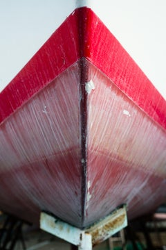 """""""Boat Prow Series II,"""" Contemporary Nautical Photograph, 20"""" x 30"""""""