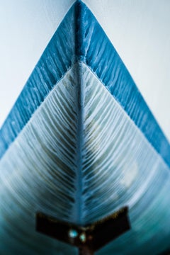 """""""Boat Prow Series III,"""" Contemporary Nautical Photograph, 20"""" x 30"""""""