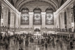 """""""Grand Central at 100,"""" Contemporary Architectural Urban Photograph, 40"""" x 60"""""""