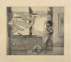 Engraving Nude Prints