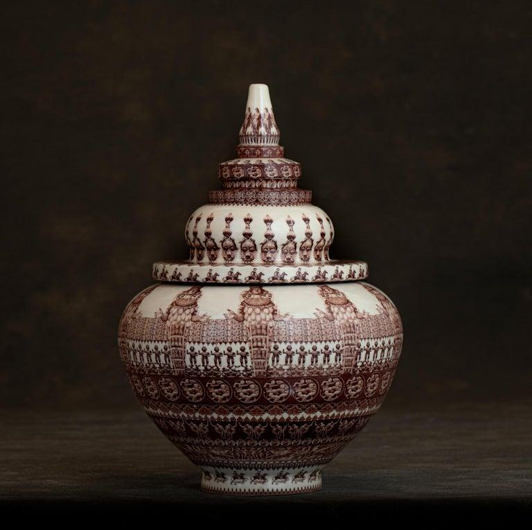Jar Idols #2 - Contemporary Photograph by Peter Olson