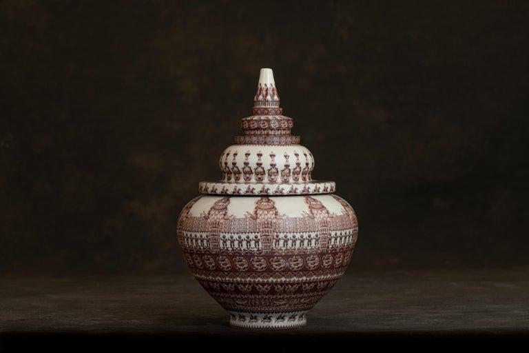 Peter Olson Figurative Photograph - Jar Idols #2