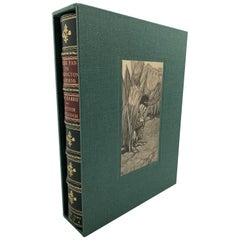 Peter Pan in Kensington Gardens by J. M. Barrie, Illustrated by Rackham, 1907