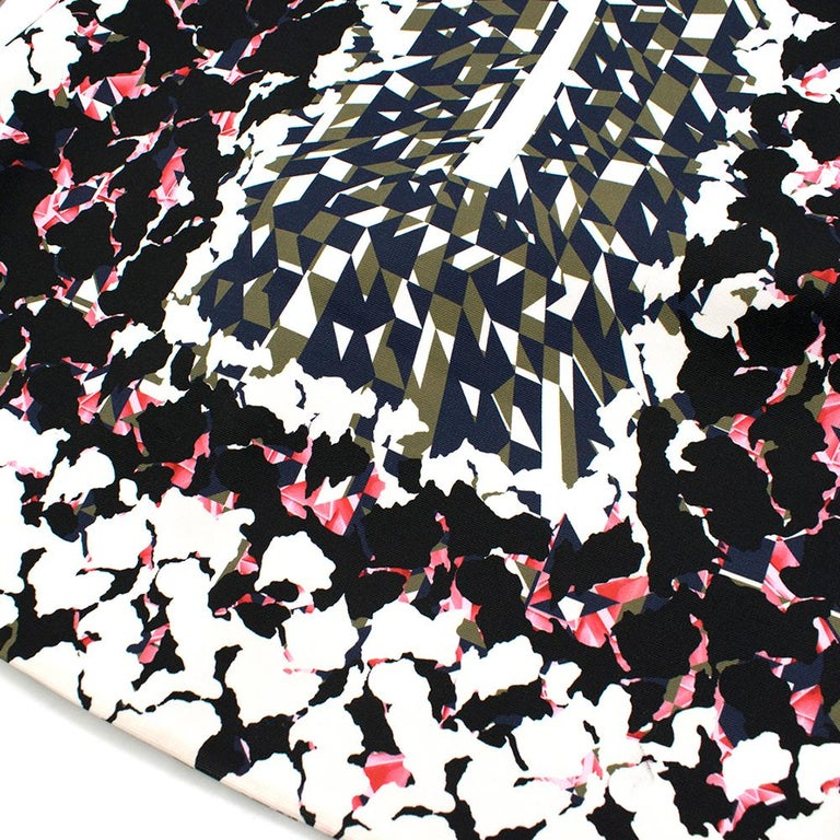 Peter Pilotto Pattern Shift Dress SIZE 8 UK For Sale 3