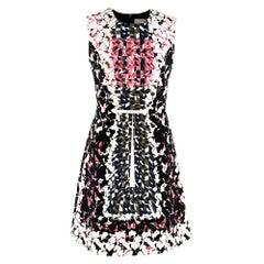 Peter Pilotto Pattern Shift Dress SIZE 8 UK