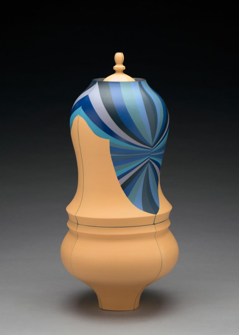 Born in Rochester, NY, Peter Pincus is a ceramic artist and instructor. Peter received his BFA (2005) and MFA (2011) in ceramics from Alfred University, and in between was a resident artist at the Mendocino Art Center in Mendocino, California. Since