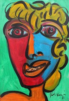 Portrait of Brigitte Bardot
