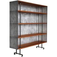 Peter Rooke-Ley Demountable Bookcase for California Contemporary, circa 1950