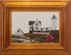 """Cape Neddick Light (York, Maine)"""