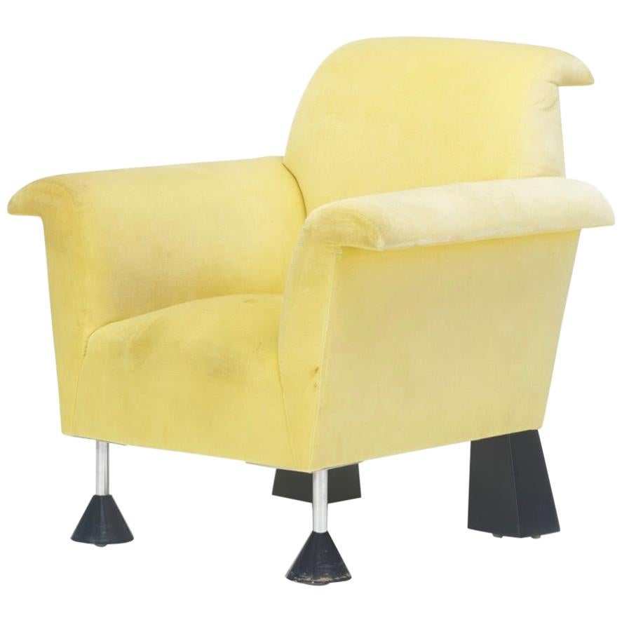 Peter Shire Wexler Lounge Chair