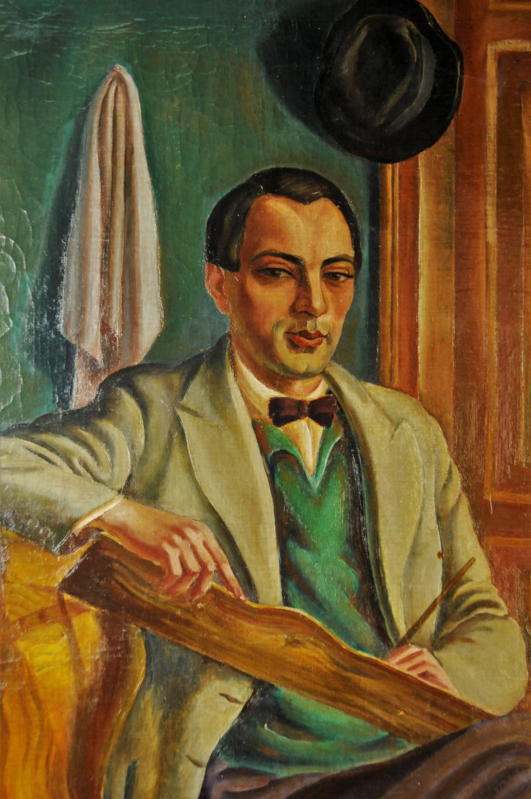 Peter Siabkyn (Russian/German, 1899-1948)