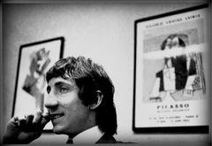 Pete Townshend, The Who, NY, 1968