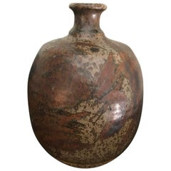 Peter Voulkos Stoneware Vase