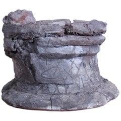 Peter Voulkos, Untitled Ice Bucket, Stoneware, 1983