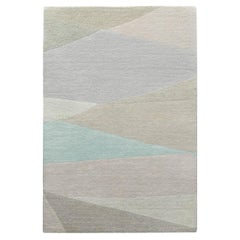 Petit Bonheur Hand Knotted Wool and Silk Rug