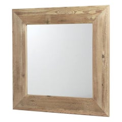 Petit Canal Square Wall Mirror, Made in Italy