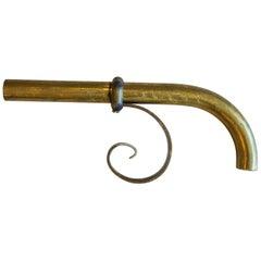 Petit Naval Brass Spout