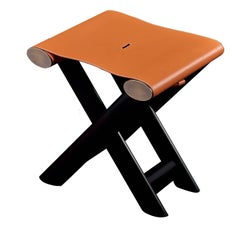 Petit Nyx Orange Stool